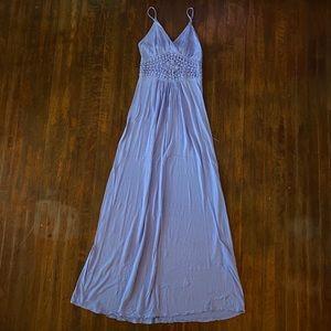 Forever 21 Blue Maxi Dress